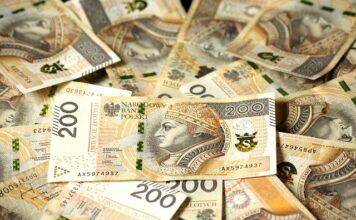 polska gotowka 200 zlotych