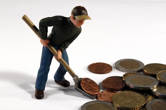 zbieranie monet
