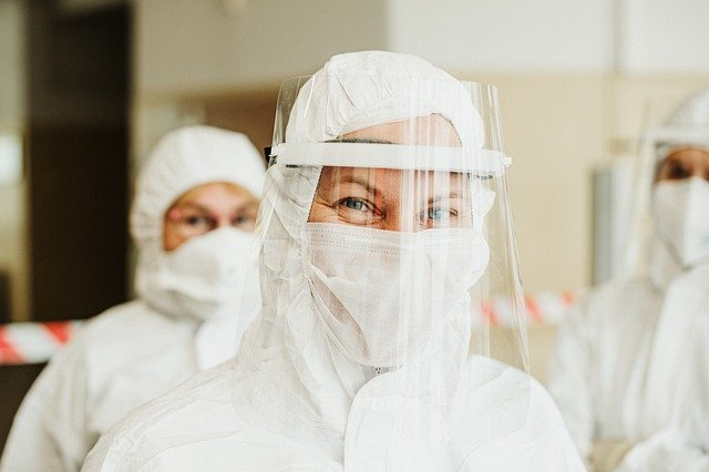 praca podczas pandemii
